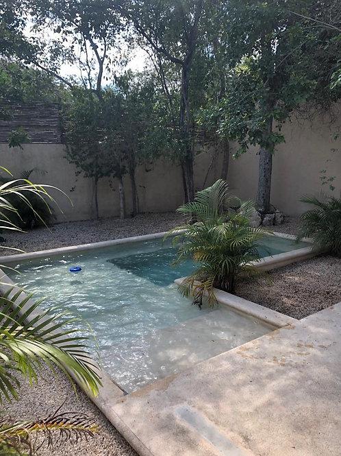 New Villa in Tulum with private pool