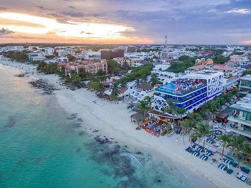 Hotel on Sale, 5avenue in Playa del Carmen