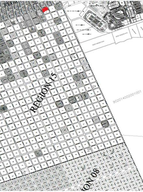 Region 15 Tulum, Mzn 66, 360 sqm. Development for Condominium.