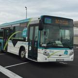Le GX 127L n°280 pour le baptême de bus