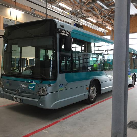 Le GX 327 n°275 dans les ateliers