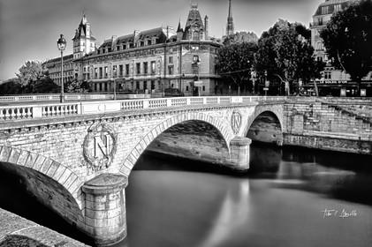 Pont St Michel #6