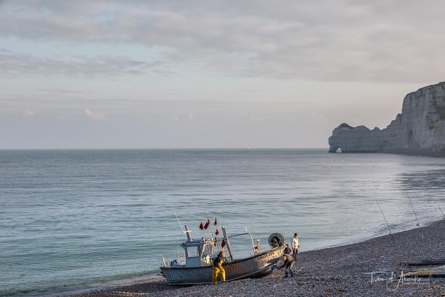Pêche, Mer, Gars