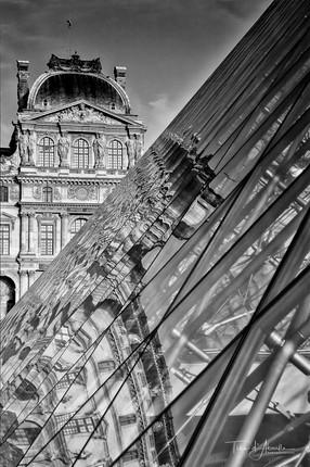 Louvre à l'en-verre