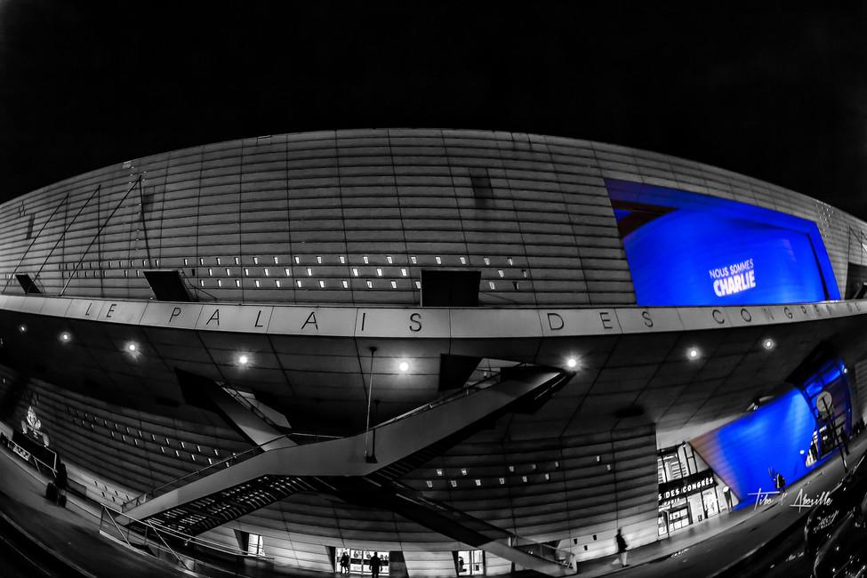 Blue Tribute