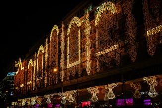 Arches de Noël