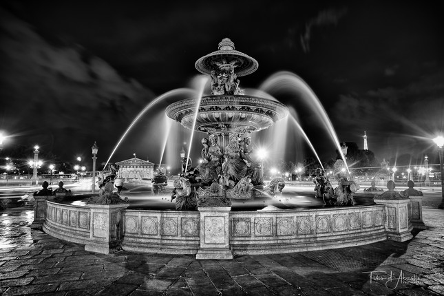 Fontaine des Fleuves #1