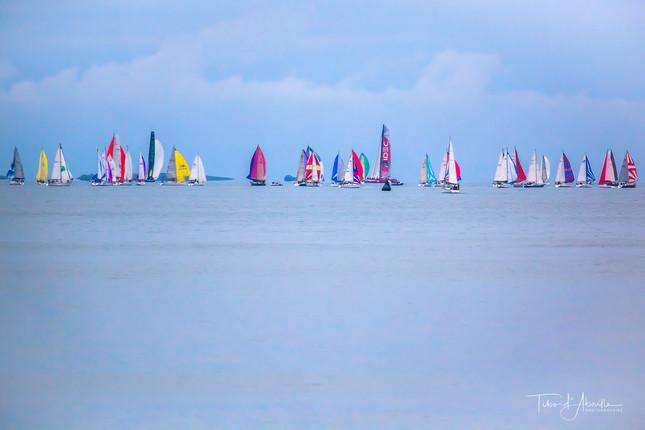 Flotille, des Barques
