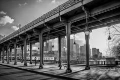 Bridge over troubled Walker