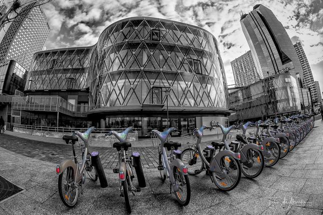 Tours de Vélos