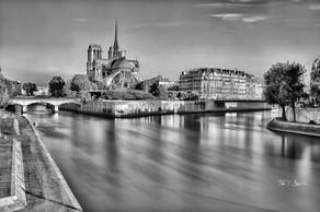 Pont de l'Archevêché et Pont St Louis