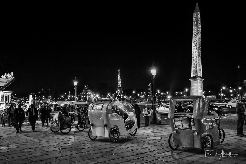 French Rickshaws