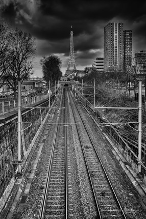 Eiffel Funiculaire
