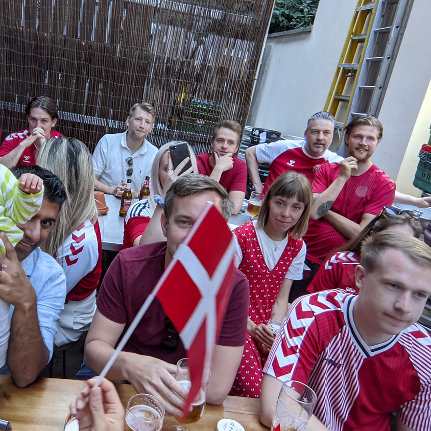Danmark vs Wales EURO2020