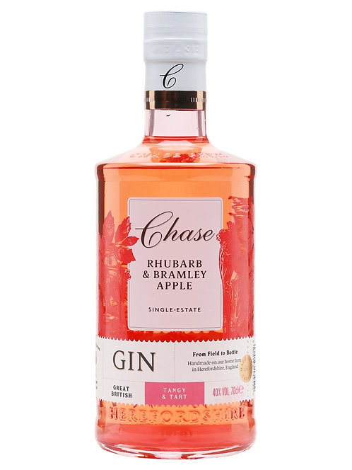 William Chase Rhubarb & Bramley Apple Gin 40% (UK)