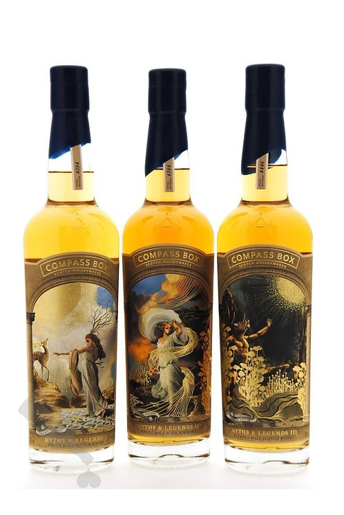 Compass Box  Myths and Legends N°2 70cl 46% (Ecosse)