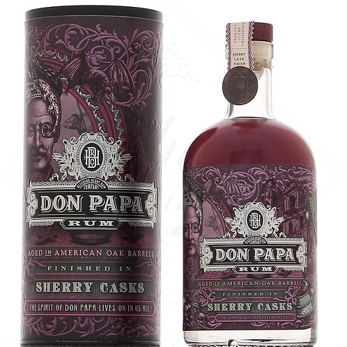 Don Papa Sherry Cask 45% (Philippines)