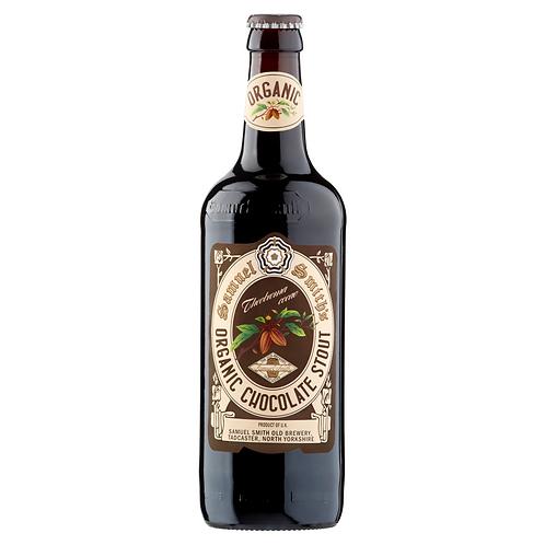 Sam Smith's Organic Chocolate Stout 55 cl 5,00% (Samuel smith's Brewery)