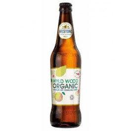 Westons Wyld wood organic cider50 cl 6,00%