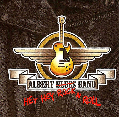 "Albert Blues Band ""Hey Hey Rock n Roll"" - CD"