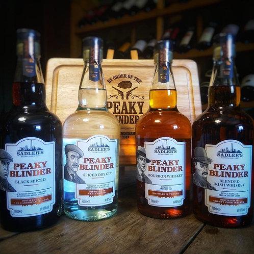 Peaky Blinder Spiced Gin 40 % (Irlande)
