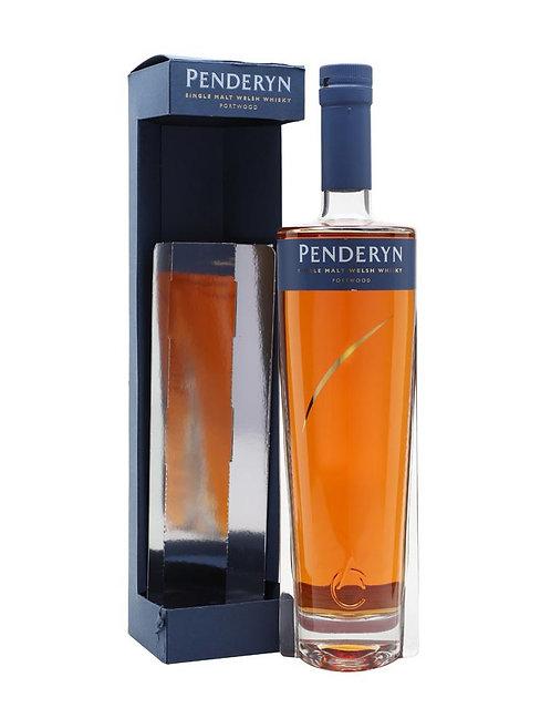 Penderyn Portwood Finish 46% (Pays de Galles)