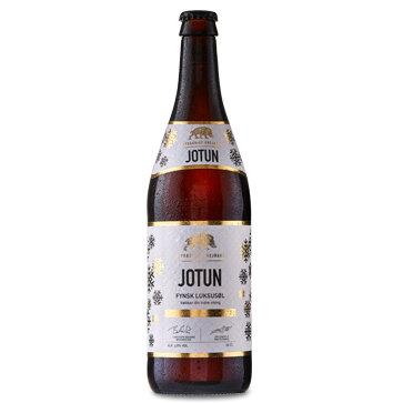 JOTUN (saison Epices)  66 cl5,70% (Bryggeriet Frejdahl)