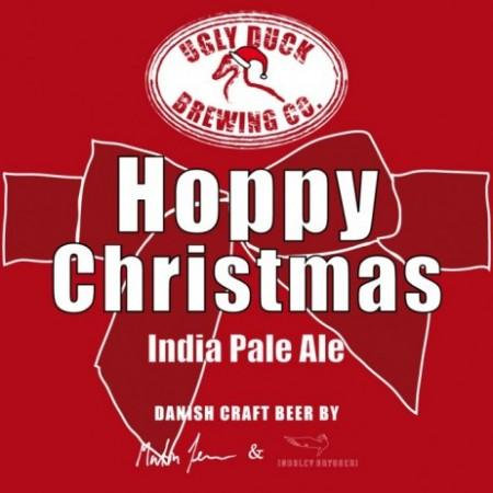 Hoppy Christmas IPA 33 cl 5,90%	(UGLY DUCK)