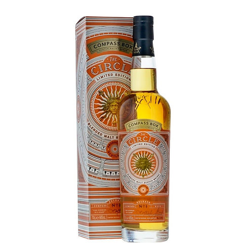 Compass Box  The Circle edition limitée 46% (Ecosse)