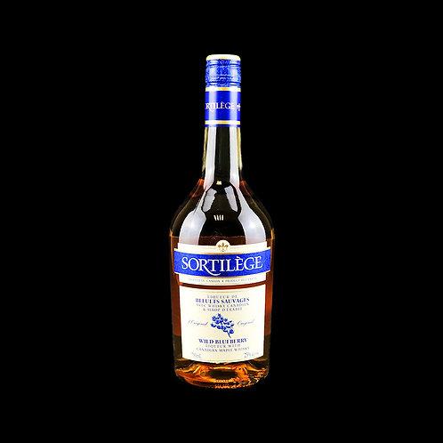 Maple whisky Sortilège Bleuet (Canada)