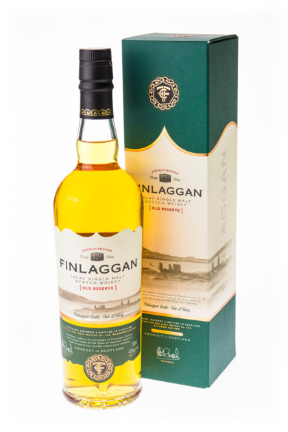 FINLAGGAN Old Reserve 40% (Ecosse)