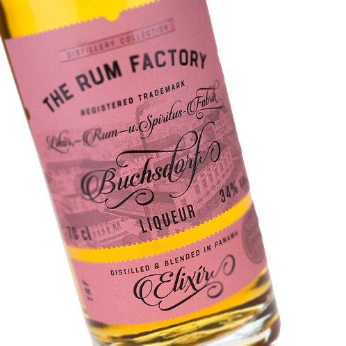 The Rum Factory Elixir 34% ( Panama)