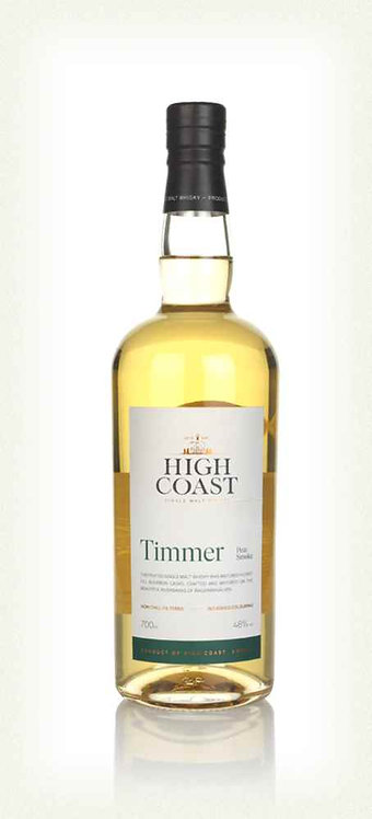 High Coast Timmer - Peat Smoke 40%