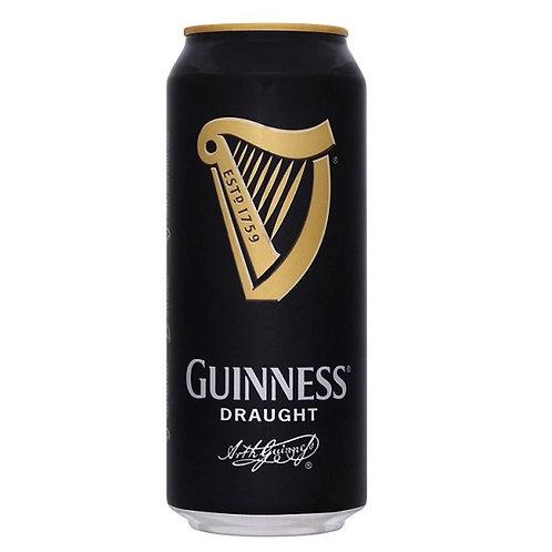 Guinness Draught 44 cl 4,20% (Guinness)
