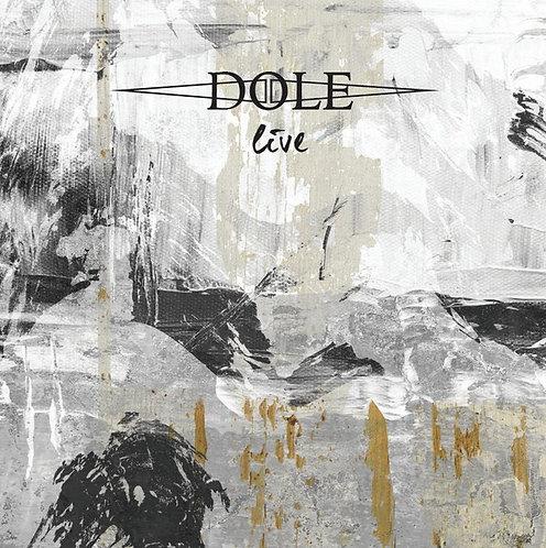"""Dole """"Live""""- Vinyle"""