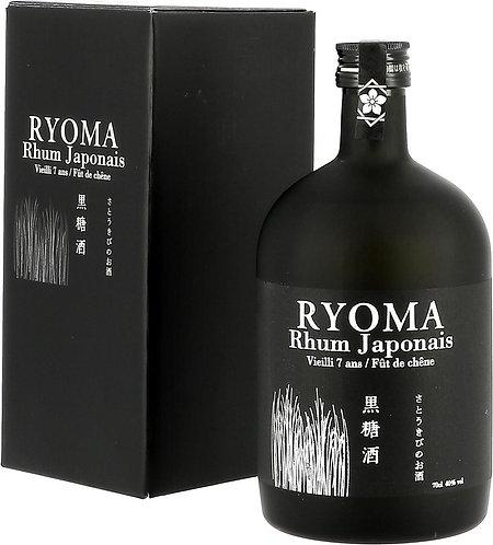 Ryoma Vieilli 7 ans Fût de Chêne 40%