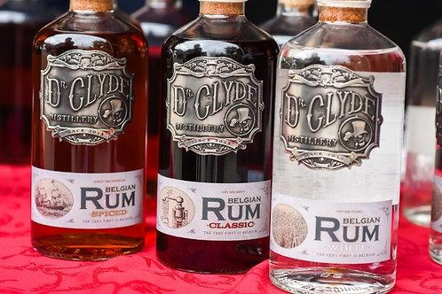 Belgian Rum Smokey 0,50l 45% (Belgique)