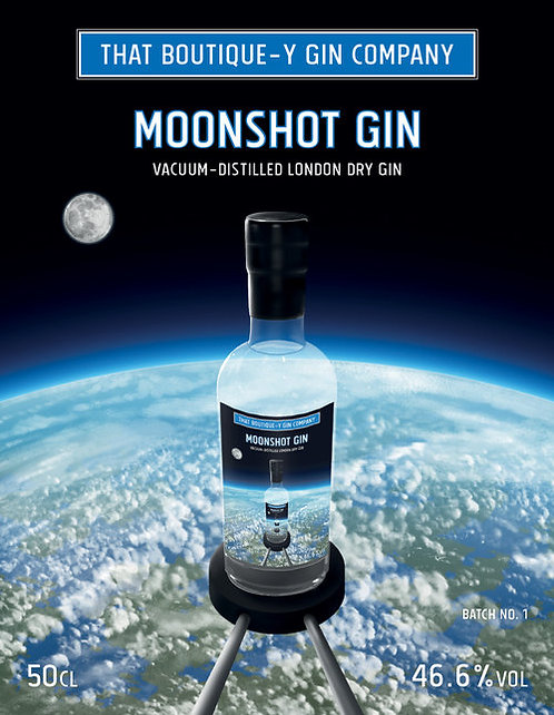 That Boutique - Y Moonshot Gin 46 % (UK)
