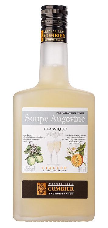 Préparation pour Soupe Angevine mojito - Distillerie Combier (16%)