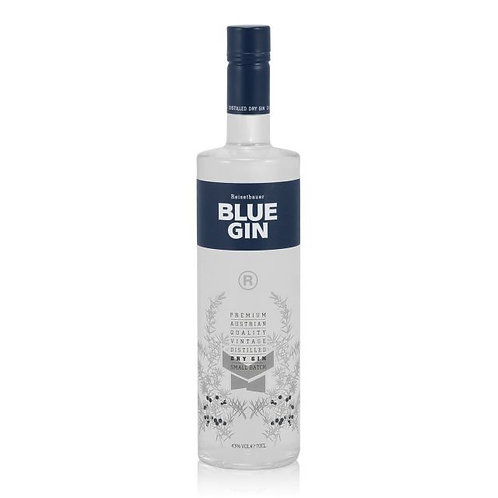 Blue Gin 43% (Autriche)
