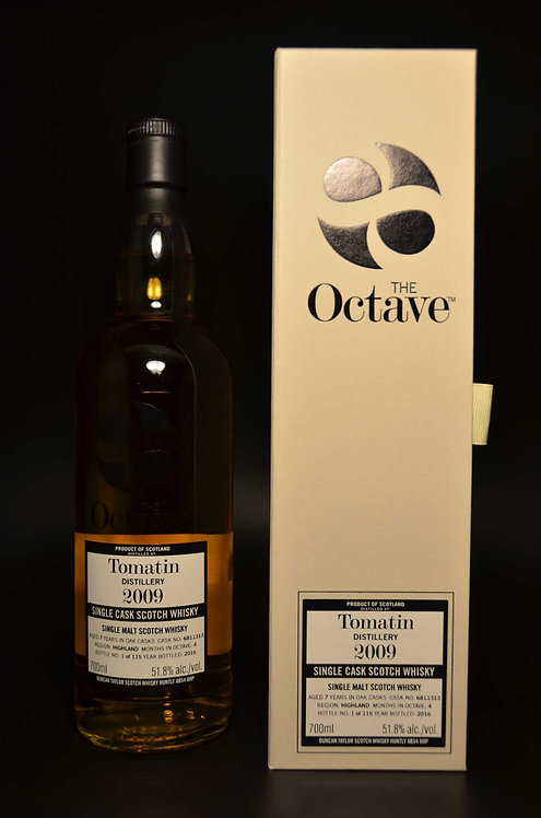 Duncan Taylor Octave Tomatin 2009 - 53% (Ecosse)