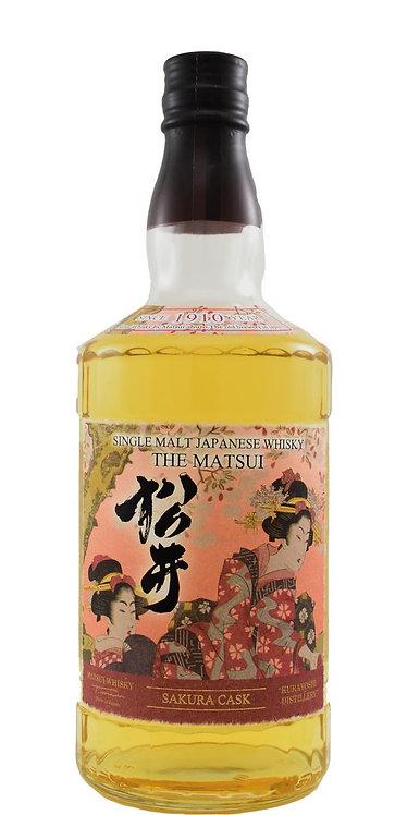 Matsui Sakura Cask 48% (20cl)