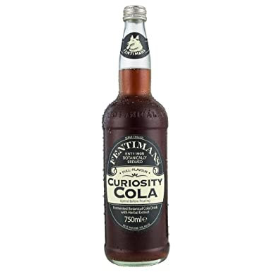 Fentimans Curiosity Cola 75cl (UK)
