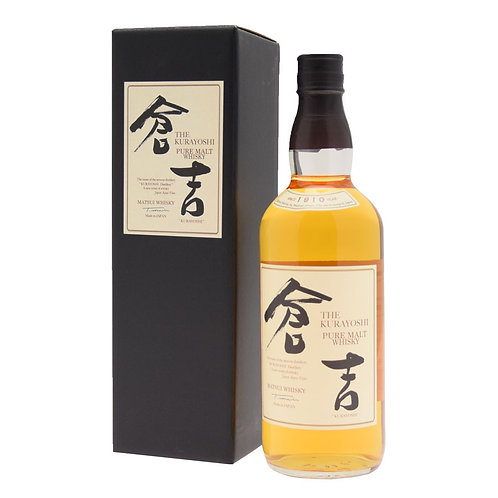 The Kurayoshi Pure Malt 43%
