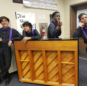 Raven's Quartet