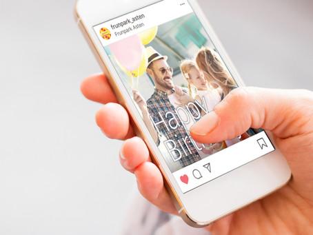 Frunpark Asten/Linz – Jetzt auch auf Instagram!