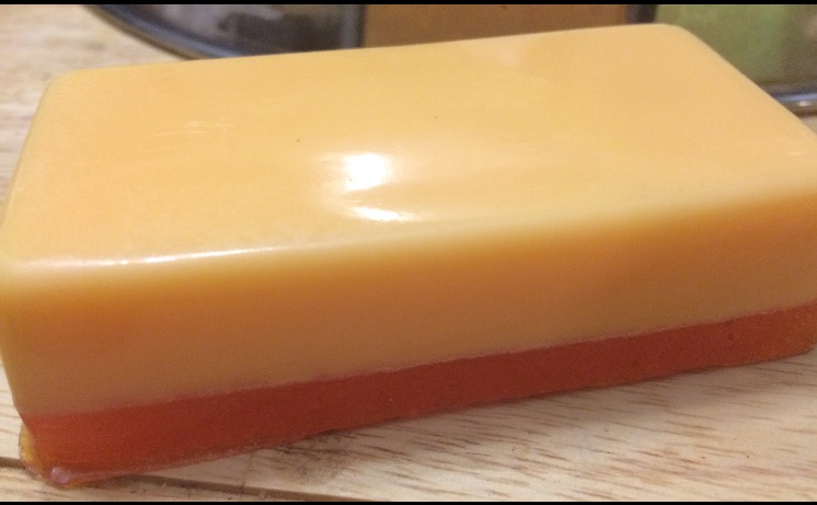 Shea Butter Melt and Pour Soap 7.75
