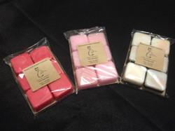 2 oz Wax Squares (6 pack) 8.75