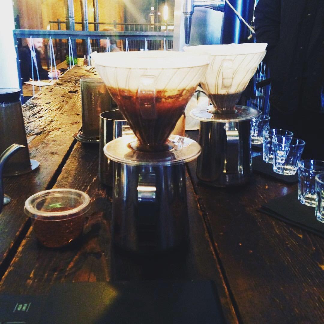 Dublin Coffee Tour
