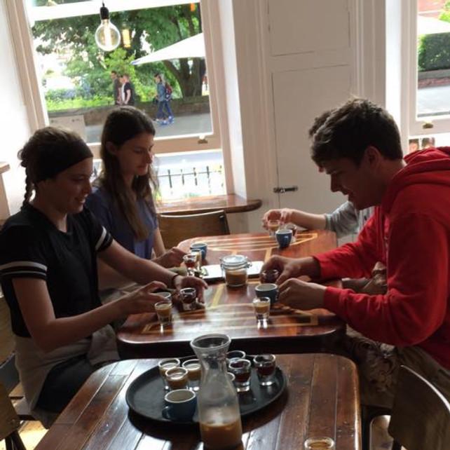 Belfast Coffee Tour